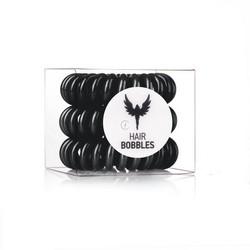 Hair Bobbles HH Simonsen Black 3-Pack - Резинка-браслет для волос, черная