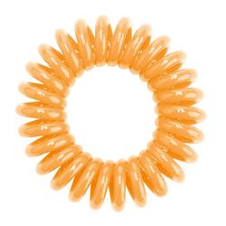 Hair Bobbles HH Simonsen Orange - Резинка-браслет для волос, Оранжевая, 3 штуки