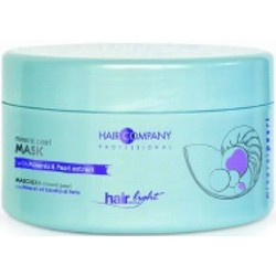 Hair Company Professional Light Mineral Pearl Mask - Маска для волос с минералами и экстрактом жемчуга, 500 мл