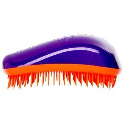 Dessata Hair Brush Original Purple-Tangerine - Расческа для волос, Фиолетовый-Мандариновый
