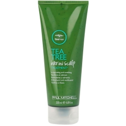 Paul Mitchell Tea Tree Hair And Scalp Treatment - Интенсивный пилинг-уход для волос и кожи головы 200 мл
