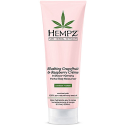 Hempz Hair Care Blushing Grapefruit Raspberry Creme In Shower - Кондиционер для душа, Грейпфрут и Малина, 250 мл