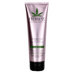 Hempz Hair Care Daily Herbal Moisturizing Pomegranate Shampoo - Шампунь увлажняющий, Гранат, 265 мл
