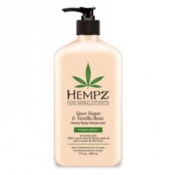 Hempz Body Moisturizer - Молочко для тела увлажняющее Ананас & Медовая Дыня, 500 мл