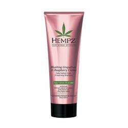 Hempz Hair Care Blushing Grapefruit Raspberry Creme Shampoo - Шампунь Грейпфрут и Малина для сохранения цвета и блеска окрашенных волос, 265 мл