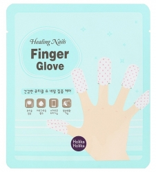 Holika Holika Healing Nails Finger Glove - Маска для ногтей, 7 г