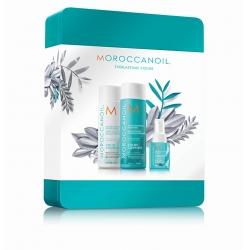 Moroccanoil - Праздничный набор Color (шамп+конд+спрей)