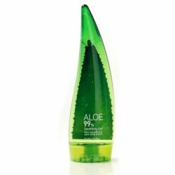 Holika Holika Aloe 99% Soothing Gel - Увлажняющий многофункциональный гель Алоэ Вера 99%, 55 мл