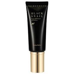 Holika Holika Prime Youth Black Snail Repair BB Cream -  Восстанавливающий ВВ-крем для лица, 40мл
