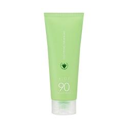 Holika Holika Aloe Soothing Emulsion - Увлажняющая эмульсия для лица, 150 мл