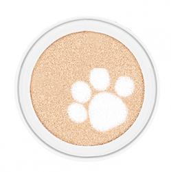 Holika Holika Face 2 Change DODO CAT Glow Cushion BB 21 Refill - Сменный блок, тон 21, светлый беж, 15 г