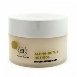 Holy Land PROF Alpha-Beta & Retinol Brightening Mask - Осветляющая маска 250 мл