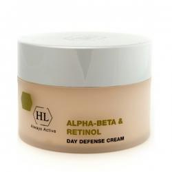 Holy Land PROF Alpha-Beta & Retinol Day Defense Cream - Дневной защитный крем 250 мл