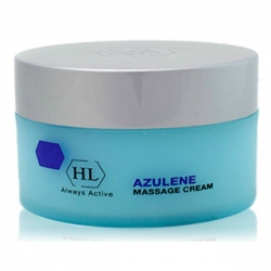 Holy Land PROF Azulene Massage Cream - Массажный крем 250мл