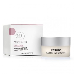 Holy Land Vitalise Avtive Eye Cream - Крем для век, 15мл