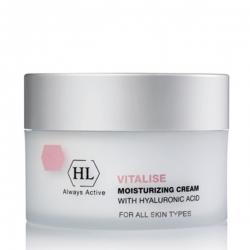 Holy Land PROF Vitalise Moisturizing Cream With Hyaluronic Acid - Дневной увлажняющий крем 250мл