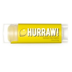 Hurraw Balm Lemon - Бальзам для губ, Лимон, 4,3 мл