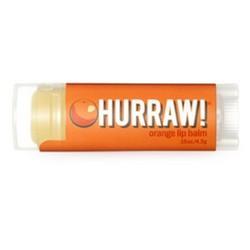Hurraw Balm Orange - Бальзам для губ, Апельсин, 4,3 мл