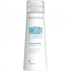 Selective On Care Nutrition Hydration Shampoo - Увлажняющий шампунь для сухих волос 250 мл
