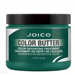 Joico Color Butter Green - Маска тонирующая с интенсивным зеленым пигментом, 177 мл