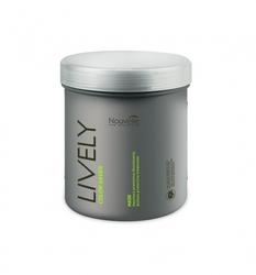 Nouvelle Lively Color Saver Mask - Маска для защиты цвета с маслом миндаля и экстрактом лотоса 1000 мл