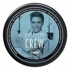 American Crew King Fiber Gel -  Паста высокой фиксации с низким уровнем блеска , великолепно подходит для укладки усов, 85 г