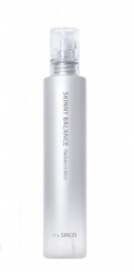 The Saem  Skinny Balance Radiance Mist - Спрей для лица освежающий, 75 мл
