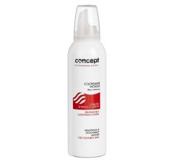 Concept Salon Total Сolorsaver Mousse - Мусс-эликсир для волос Защита и яркость цвета 200мл