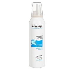 Concept Salon Total Hydrosense Mousse - Мусс-эликсир для волос Увлажнение и гибкость 200мл