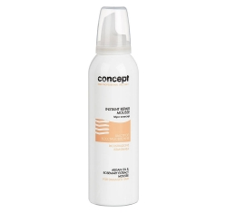 Concept Salon Total Instant Repair Mousse - Мусс-эликсир для волос Быстрое восстановление 200 мл