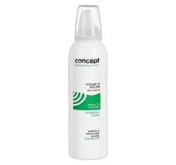 Concept Salon Total Volume Up Mousse - Мусс-эликсир для волос Легкость и объем 200 мл