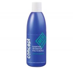 Concept Men Anti Loss Shampoo - Шампунь-активатор роста волос мужской 300 мл