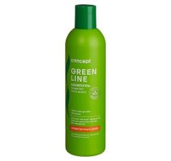 Concept GREEN LINE Active hair growth shampoo - Шампунь-активатор роста волос, 300мл