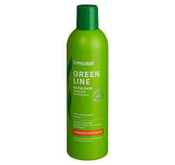 Concept GREEN LINE Active hair growth balsam - Бальзам-активатор роста волос, 300мл