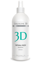 Medical Collagene 3D Natural Fresh - Фитотоник, 500 мл