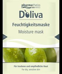 Doliva - Увлажняющая маска для лица, 15 мл