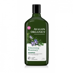 Avalon Organics Rosemary Volumizing Shampoo – Шампунь Розмарин, 325 мл