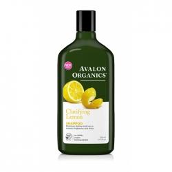 Avalon Organics Lemon Clarifying Shampoo – Шампунь Лимон, 325 мл