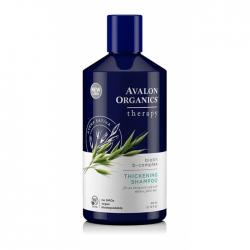 Avalon Organics Biotin B-Complex Thickening Shampoo – Шампунь Биотин Би Комплекс, 400 мл