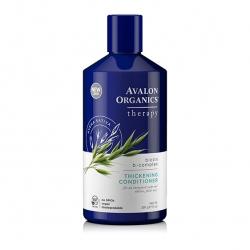Avalon Organics Biotin B-Complex Thickening Conditioner – Кондиционер Биотин Би Комплекс, 400 мл