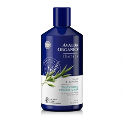 Avalon Organics Biotin B-Complex Thickening Conditioner – Кондиционер Биотин Би Комплекс, 400 мл