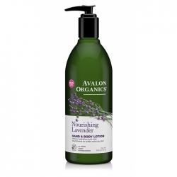 Avalon Organics Lavender - Лосьон с Лавандой, 360 мл