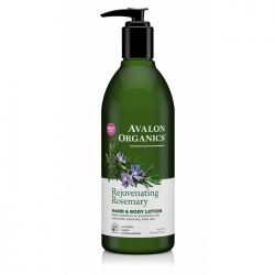 Avalon Organics Rosemary - Лосьон с розмарином, 360 мл
