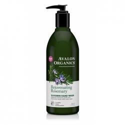 Avalon Organics Rosemary Glycerin hand soap – Мыло для рук розмарин, 355 мл
