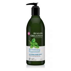 Avalon Organics Peppermint Glycerin Hand Soap – Мыло для рук мята, 355 мл