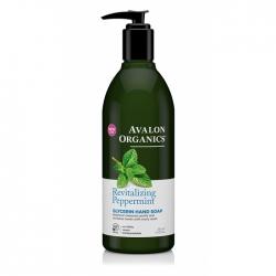 Avalon Organics Peppermint Glycerin Hand Soap – Мыло для рук мята, 355 мл