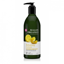 Avalon Organics Lemon Glycerin Hand Soap – Мыло для рук Лимон, 355 мл