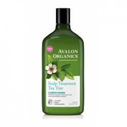 Avalon Organics Tea Tree Scalp Treatment Conditioner – Кондиционер Чайное дерево, 325 мл