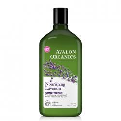 Avalon Organics Lavander Nourishing Conditioner – Кондиционер Лаванда, 325 мл