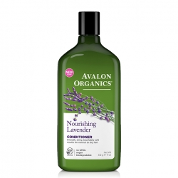 Avalon Organics Lavander Nourishing Conditioner – Кондиционер Лаванда, 325 мл